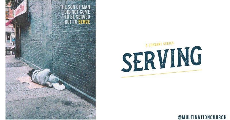 Serving #1